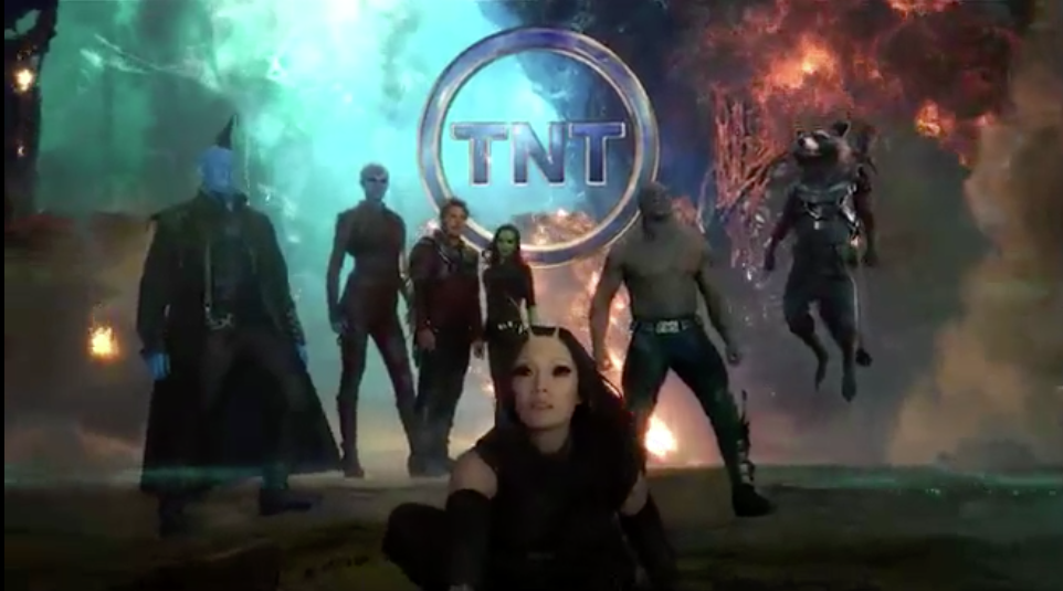 TNT TURNER GUARDIANES DE LA GALAXIA